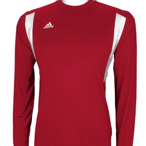 e5f2e923 adidas Shirts | Climalite Mens Long Sleeve Utility Jersey L | Poshmark